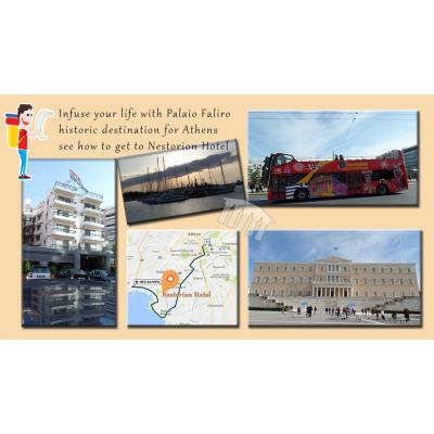 From Athens to P.Faliro