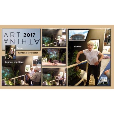 Art-Athina Gallery Petra Martinetz