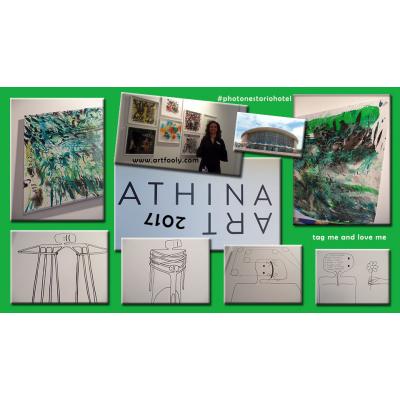 Art-Athina Gallery Artfooly Budapest
